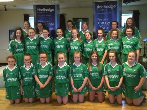 Ballygalget Camogie Team 2