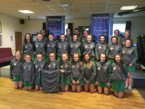Ballygalget Camogie Team