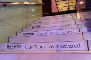 SMTA AD16 - Northidge Finance Stairs Branding Image 2 Web (2)